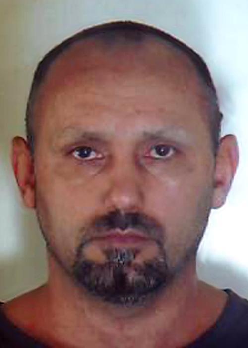 vassilis paleokostas penjenayah yang berjaya melarikan diri daripada penjara dan gagal ditangkap semula