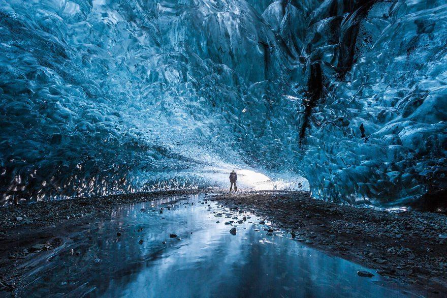 vatnaj kull glacier iceland tempat alien