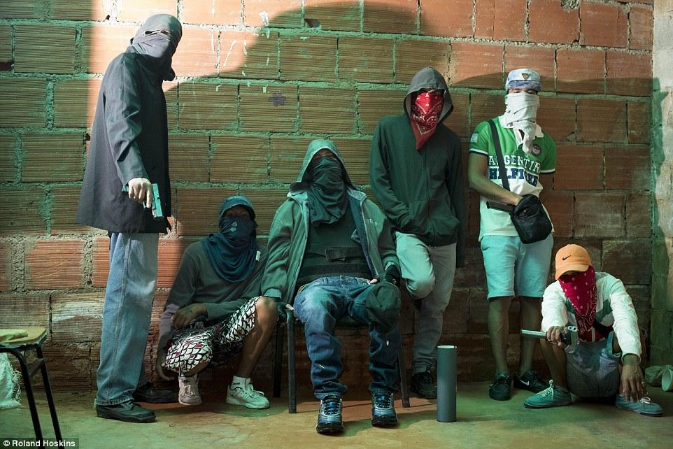 venezuela 8 negara yang mempunyai kadar pembunuhan paling tinggi di dunia