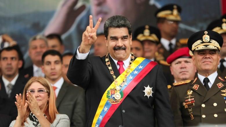 venezuela josef maduro hiperinflasi