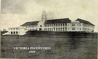 victoria institution di kuala lumpur yang ditubuhkan pada 1893