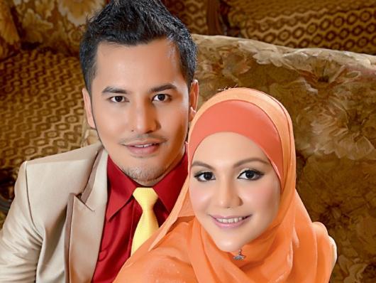 video dato aliff syukri menari dengan isteri dikecam netizen