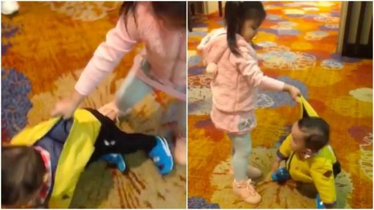 video lara alana tarik kolar baju dilabel hyperactive oleh netizen
