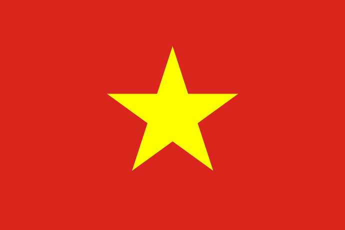 vietnam makna tersirat di sebalik bendera negara di asia tenggara