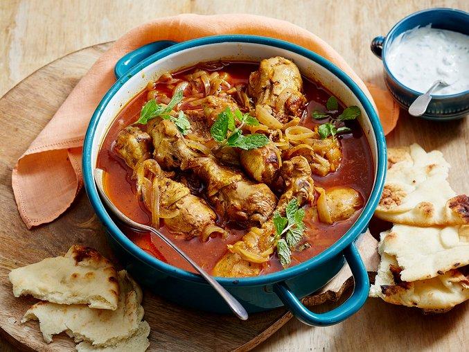 vindaloo ayam makanan pedas dari seluruh dunia