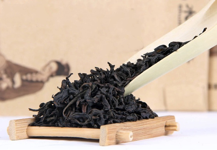 vintage narcissus wuyi oolong