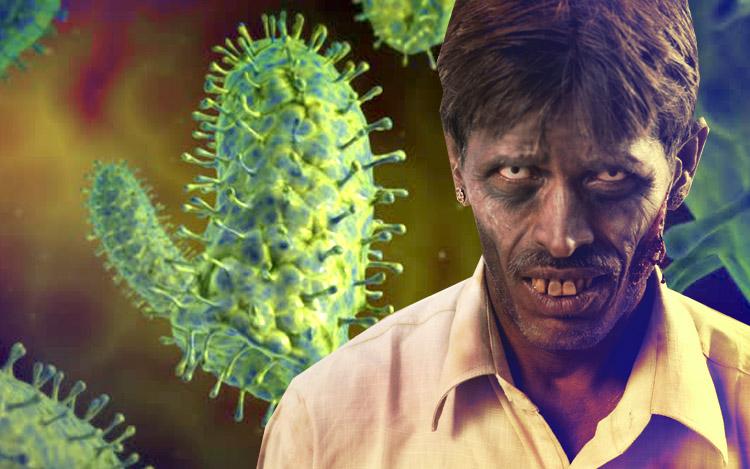 virus yang mengawal mangsanya