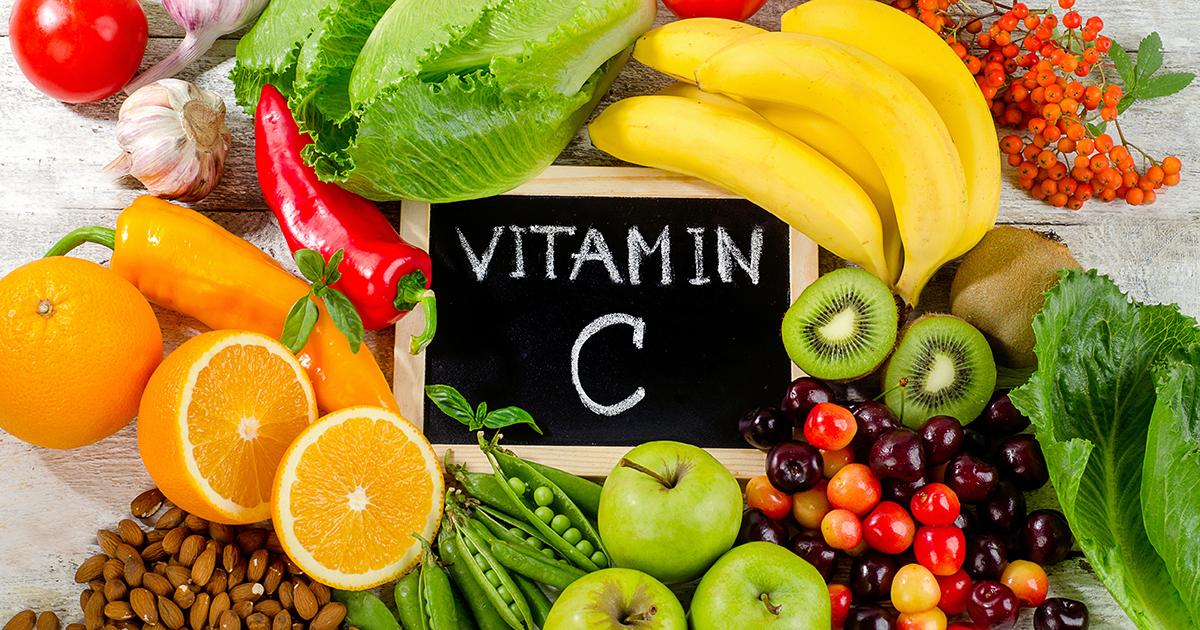 vitamin c 411