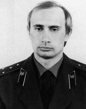 vladimir putin merupakan perisik kesatuan soviet satu ketika dahulu