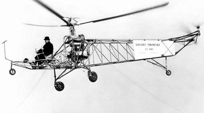 vs 300 helikopter pertama di dunia 988