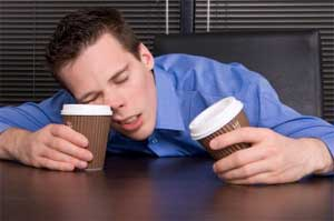 waktu tidur yang tidak menentu