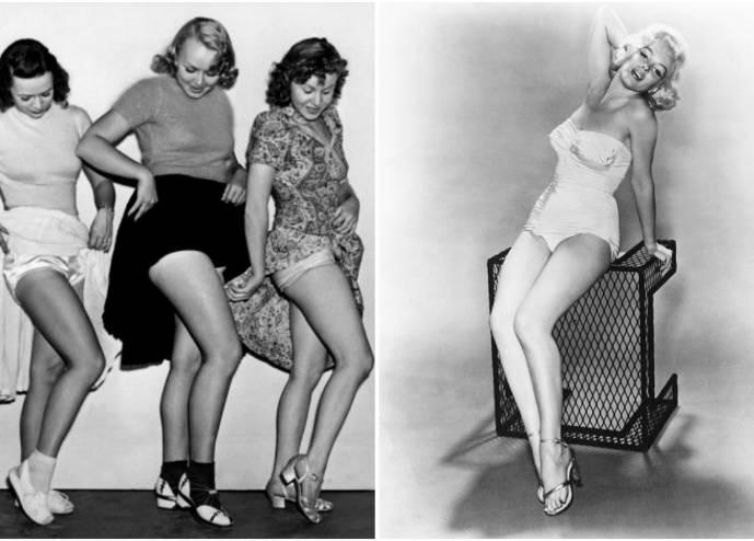 wanita cukur bulu kaki 1970an 278