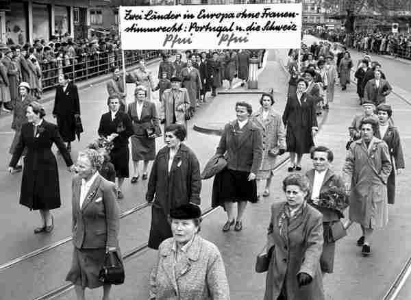 wanita switzerland tak dibenarkan mengundi undang undang negara moden yang dahsyat 4