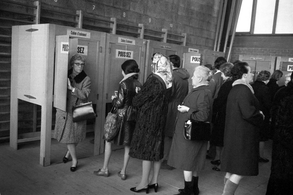 wanita switzerland tak dibenarkan mengundi undang undang negara moden yang dahsyat