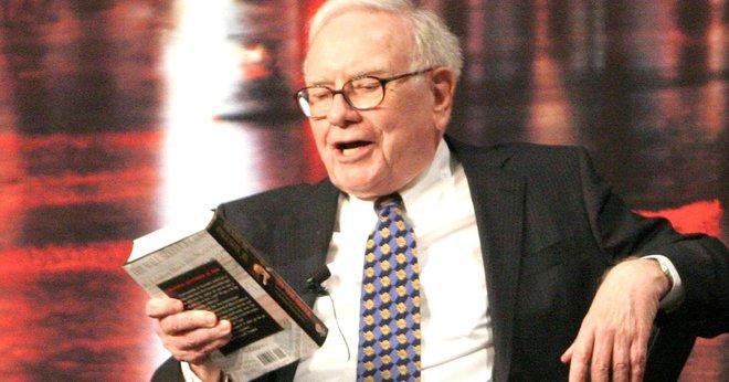 warren buffet tabiat membaca strategi pelaburan kaya berjaya orang terkaya dunia 2