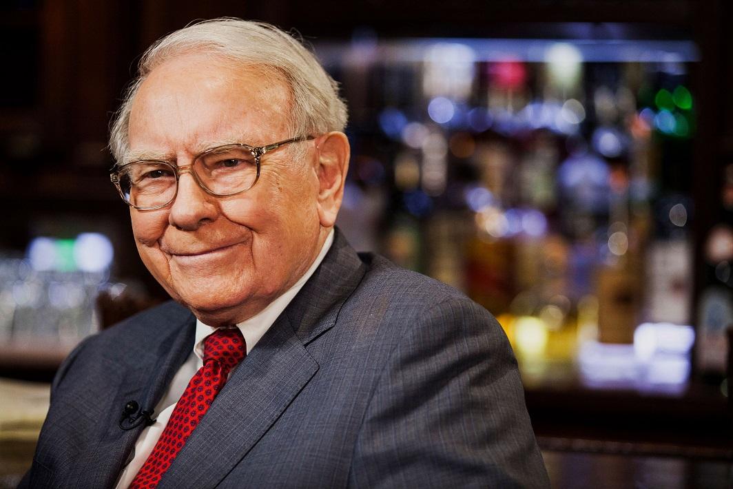 warren buffett individu paling dermawan di dunia