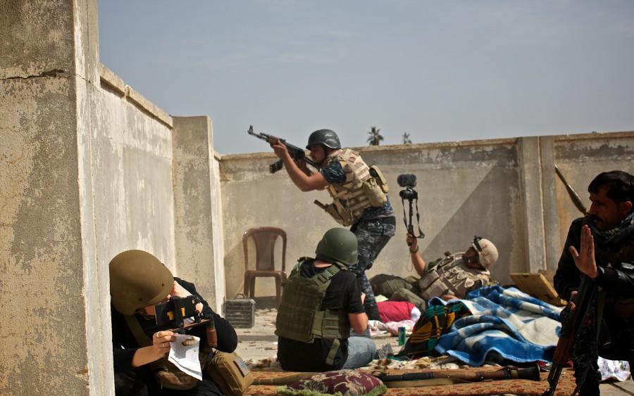 wartawan perang