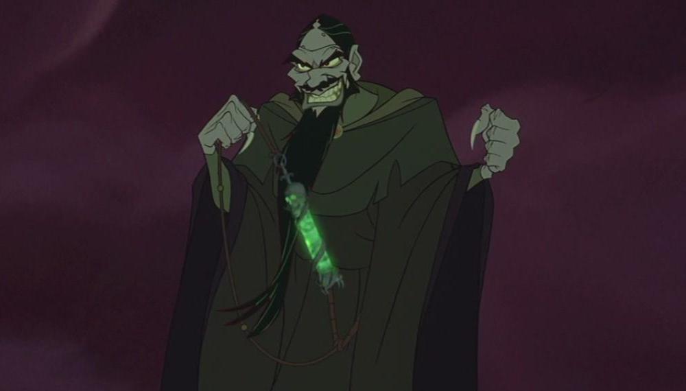 watak kartun rasputin