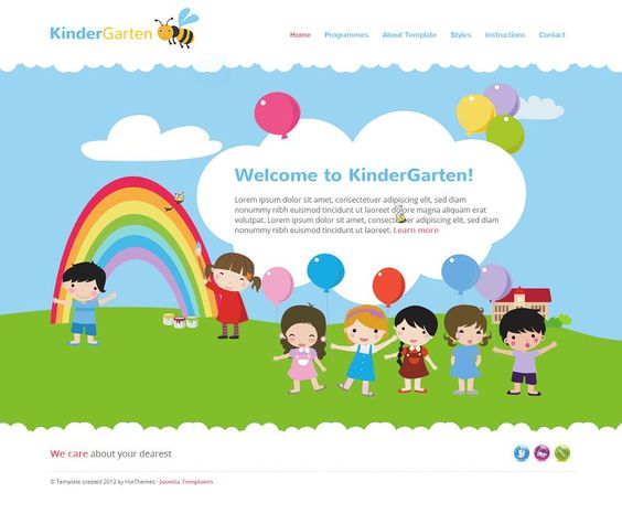 website tadika