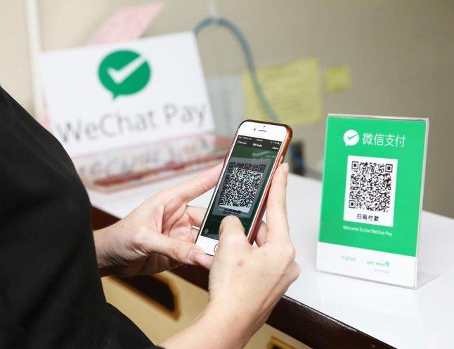 wechat aplikasi berharga tencent