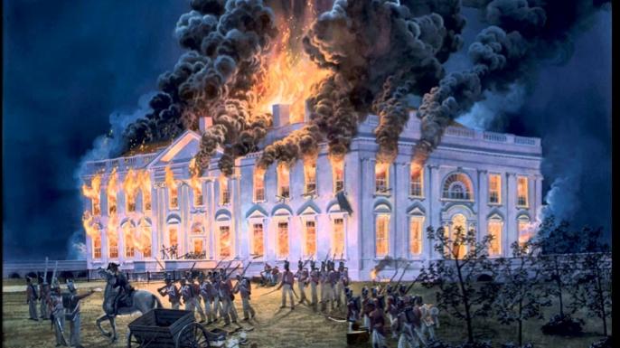 white house mercu tanda hampir musnah satu ketika dahulu 2