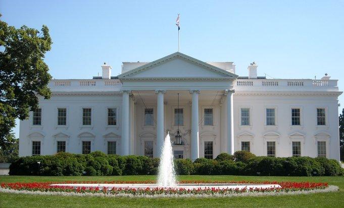 white house mercu tanda hampir musnah satu ketika dahulu