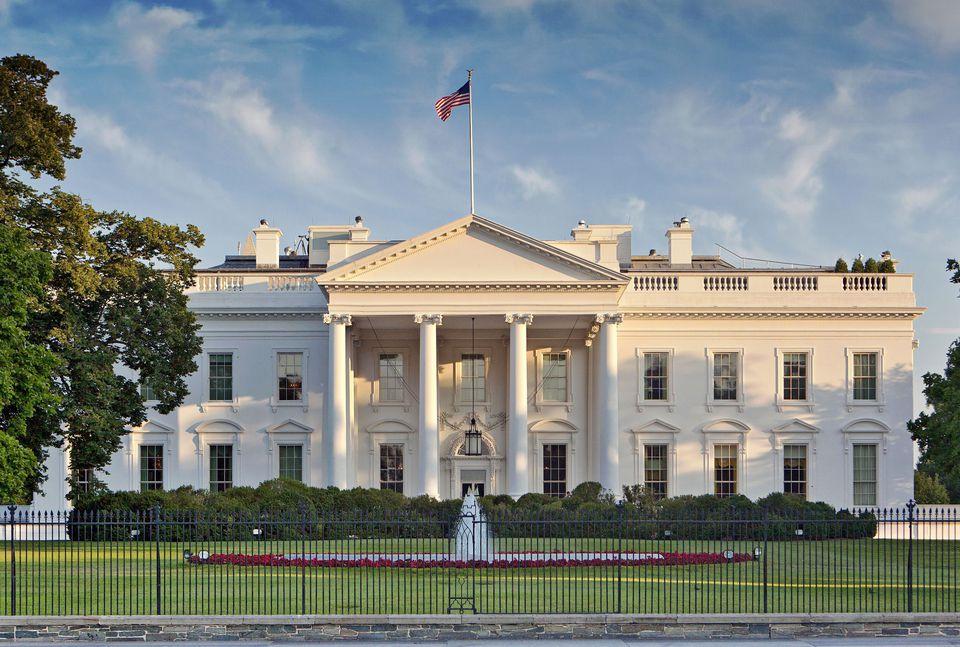 white house rumah dengan kawalan paling ketat di dunia