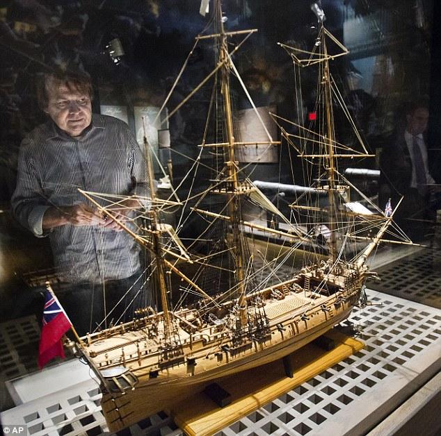 whydah gally 8 penemuan barangan purba yang paling bernilai di dunia