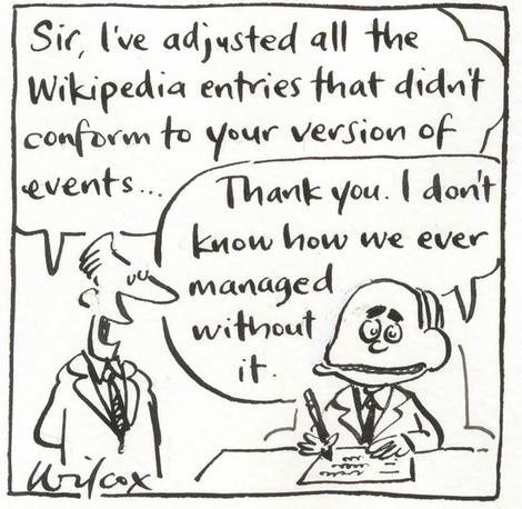 wikipedia sumber rujukan yang tidak boleh dipercayai fakta boleh diubah berita palsu 3