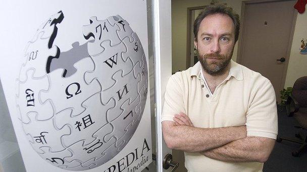 wikipedia sumber rujukan yang tidak boleh dipercayai fakta boleh diubah berita palsu pengasas jimmy wales