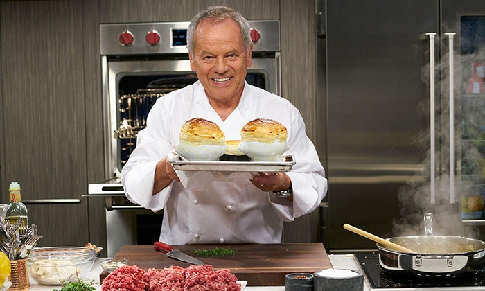 wolfgang puck chef austria