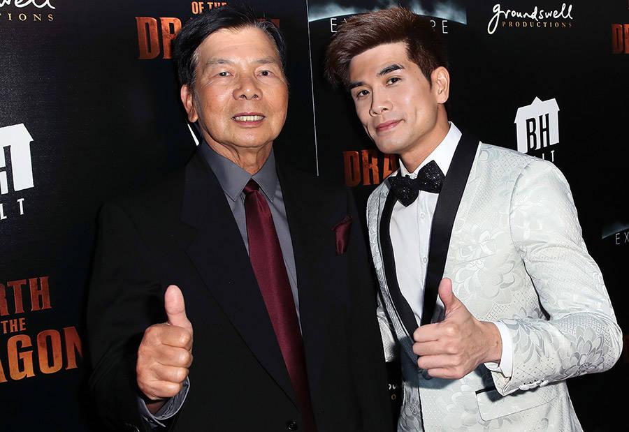 wong jack man dan pelakon phillip wong