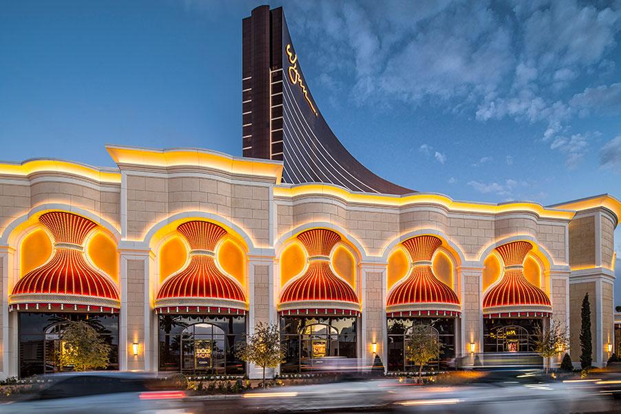 wynn plaza kompleks beli belah paling mewah di dunia menampilkan hermes dan bijan 480