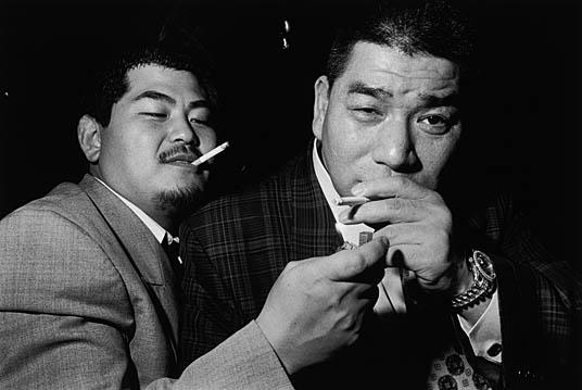 yakuza tekiya bakuto mafia gengster kongsi gelap jepun