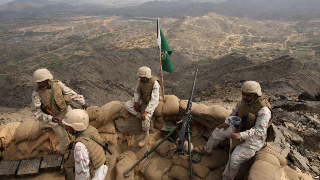 yaman dan arab saudi sempadan negara paling bahaya di dunia