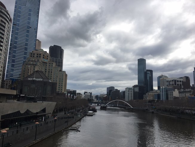 yarra river itinerary melbourne