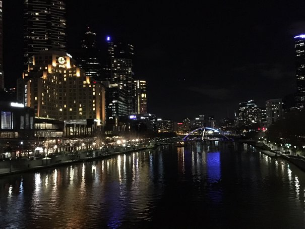 yarra river night itinerary melbourne 1