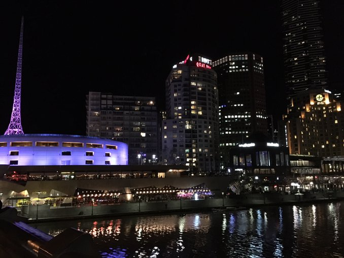 yarra river night itinerary melbourne 2