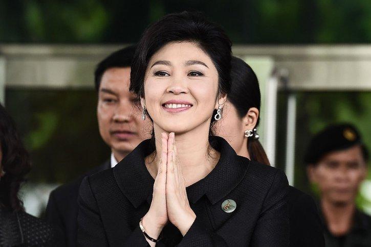 yingluck shinawatra pemimpin negara yang dipenjarakan