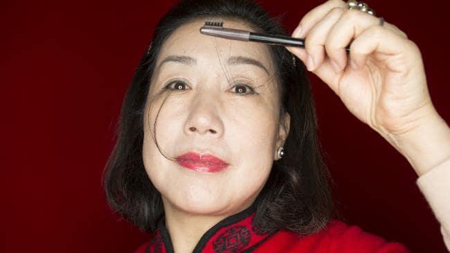 you jianxia bulu mata paling panjang di dunia
