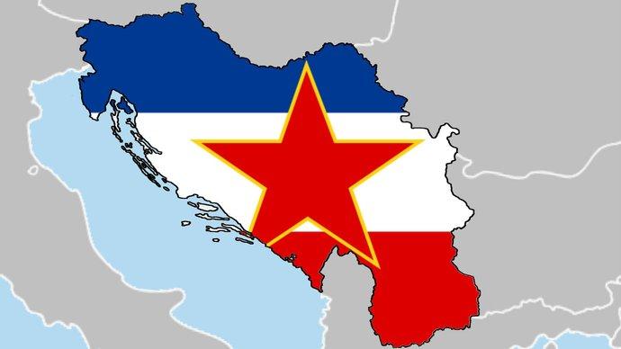 yugoslavia ini senarai negara baru yang terbentuk bermula tahun 1990