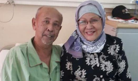 zaibo hilangkan diri kerana hidap kanser 1