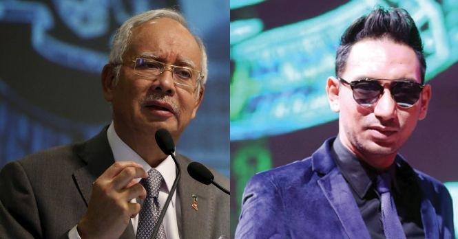 Zizan Cedera, Ini Respon PM Najib Razak