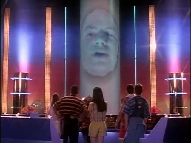 zordon power rangers