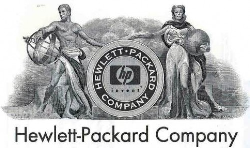 hewlett packard hp