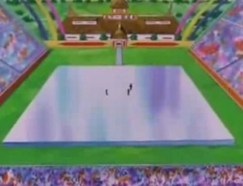 stadium olimpik dragon ball