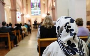 5 detik pertembungan agama yang menyentuh hati