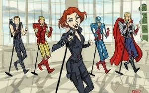 5 Pelakon Filem Avengers Berbakat Dalam Muzik Yang Mungkin Anda Tak Sangka