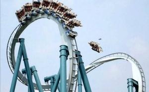 5 Rollercoaster Yang Telah Diharamkan Akibat Terlalu Bahaya