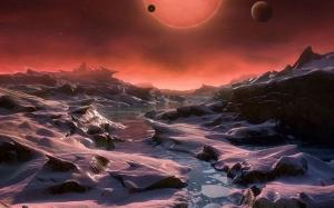 6 Fakta Berkenaan TRAPPIST-1 Yang Mempunyai 7 Planet Seakan Bumi ...